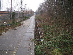 Watford Stadium Station