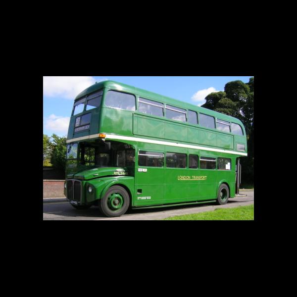 Old Green Bus (Amersham & District Motorbus Society)