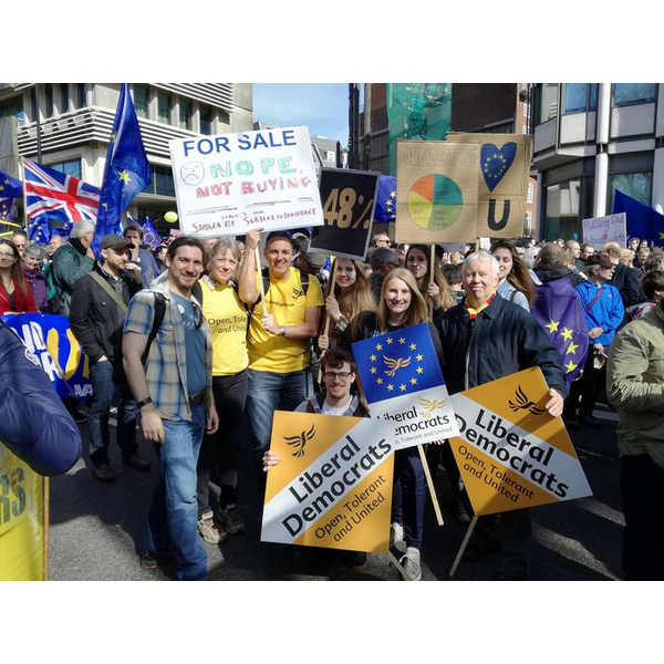 Anti Brexit March