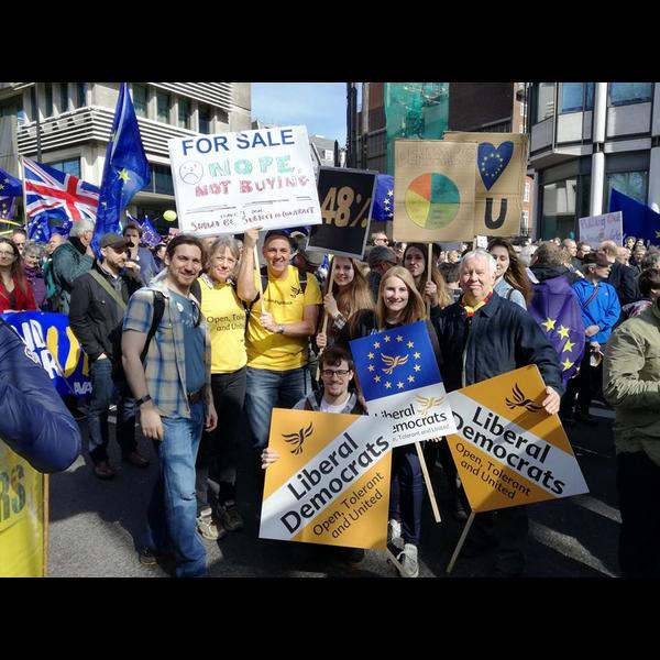 Anti Brexit March