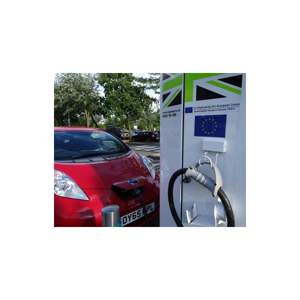 EU Funded Electric Charging