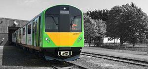 D Train Prototype ()