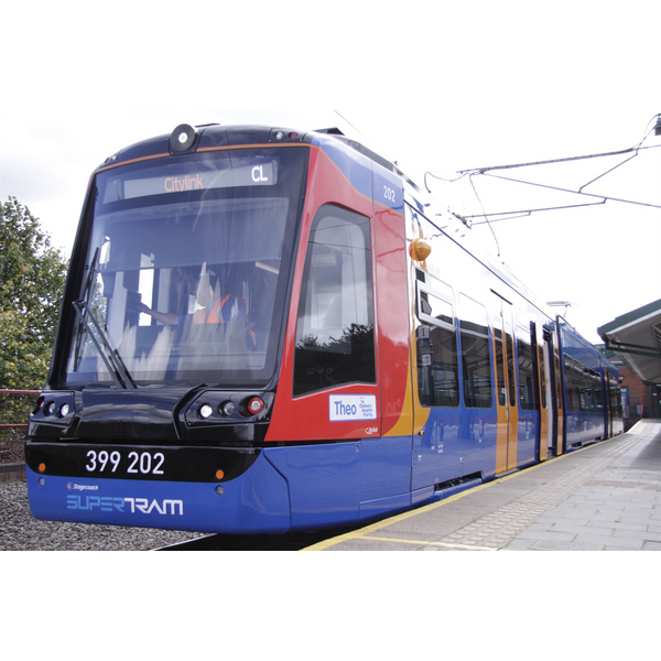 Sheffield Tram Train 2 ()
