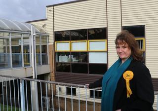 Lara Pringle at Berkhamsted Sportspace Centre