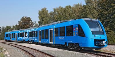 Alstom Coradia iLint