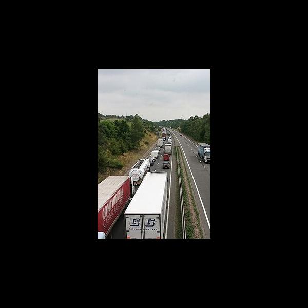 A14 Traffic at Present