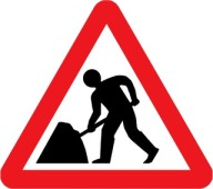 Road Sign small