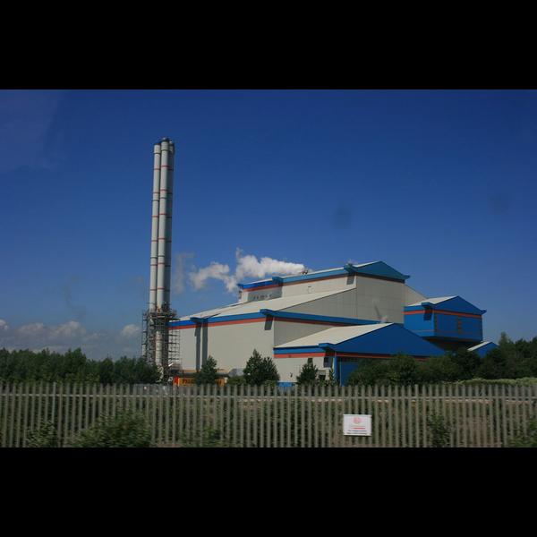 An EfW Plant on Teeside