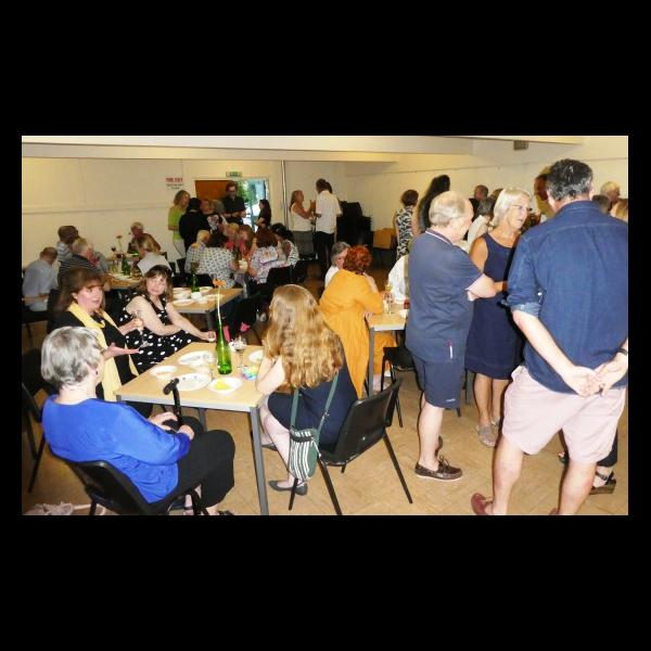 Lara Pringle Thank You Party