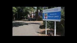 Nascot Lawn Entrance