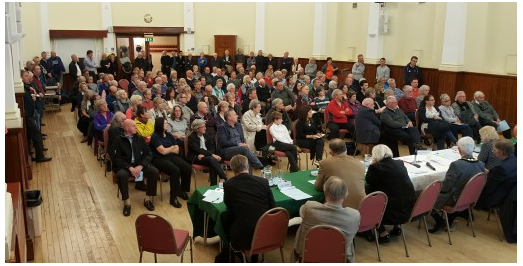 Planning Meeting, Victoria Hall, Tring