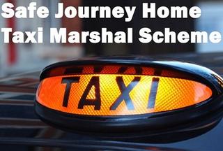 taxi marshall
