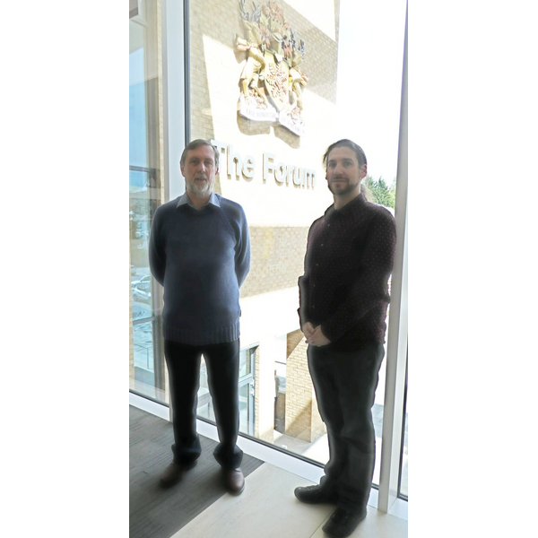 Stephen Claughton and Rick Freedman DBC Elections 2019