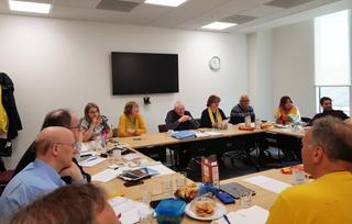 Dacorum Borough Council Lib Dem Group First Meeting