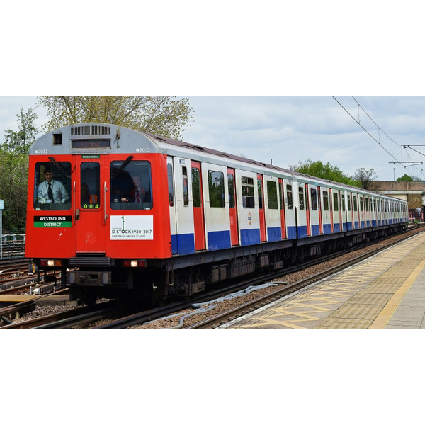D 78 London Underground stock