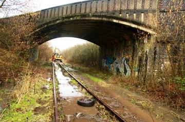 East West Rail Clearance 1