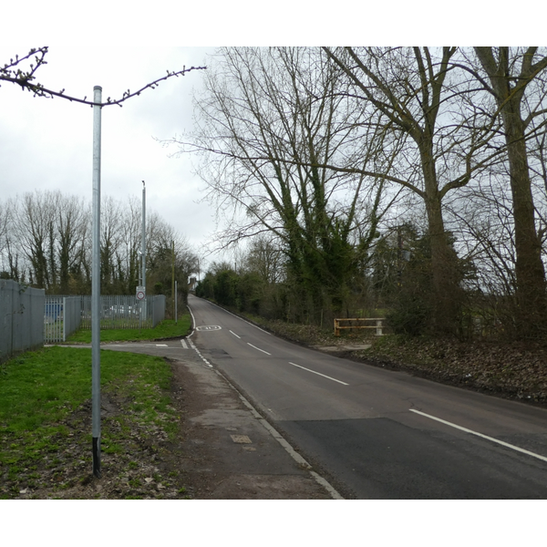 Tringford Road 30 mph Speed Limit Extension