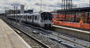 Stevenage Platform 5 Testing (Steve White)