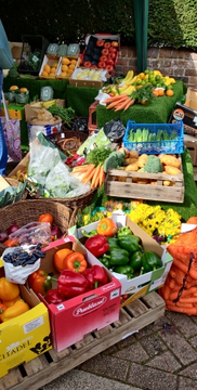 Tring Farmers Market Fruit and Veg 1