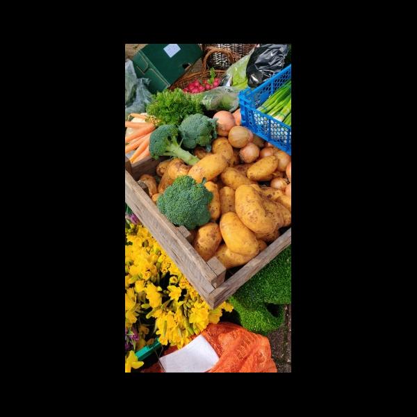 Tring Farmers Market Fruit and Veg 2