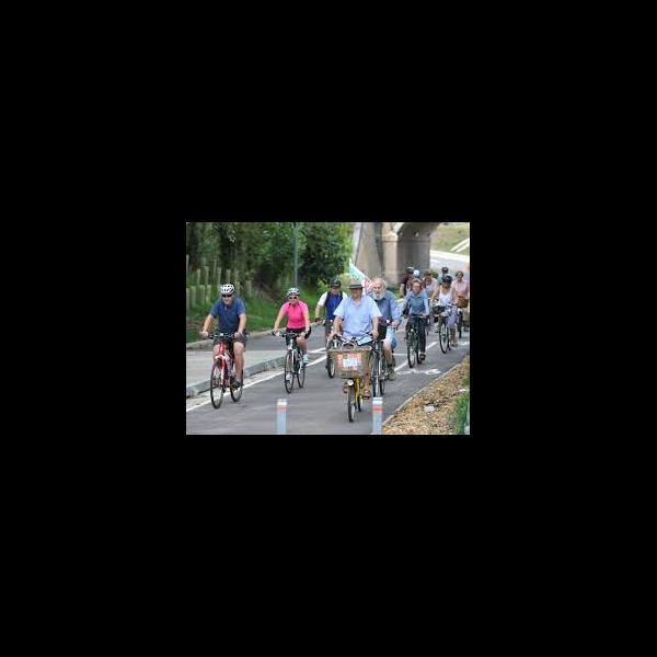 Bike Highway Cambridge