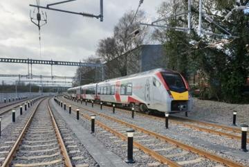 Norwich Victoria new sidings (Greater Anglia)