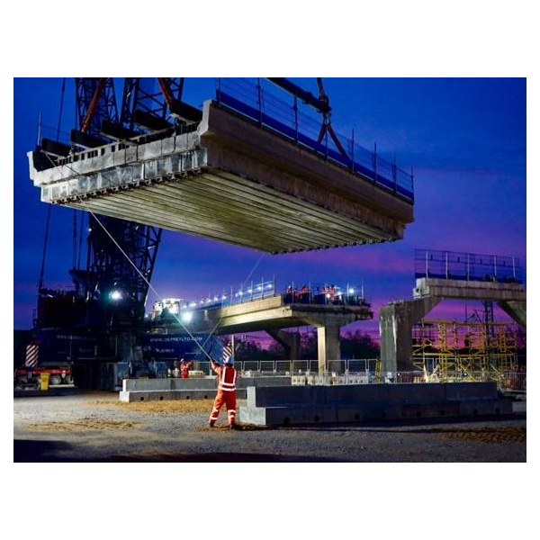 Bletchley Flyover Rebuild (Network Rail)
