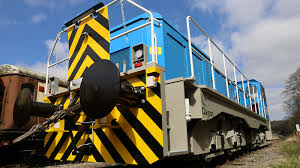 Clayton Hybrid Shunter (Clayton Equipment Ltd)