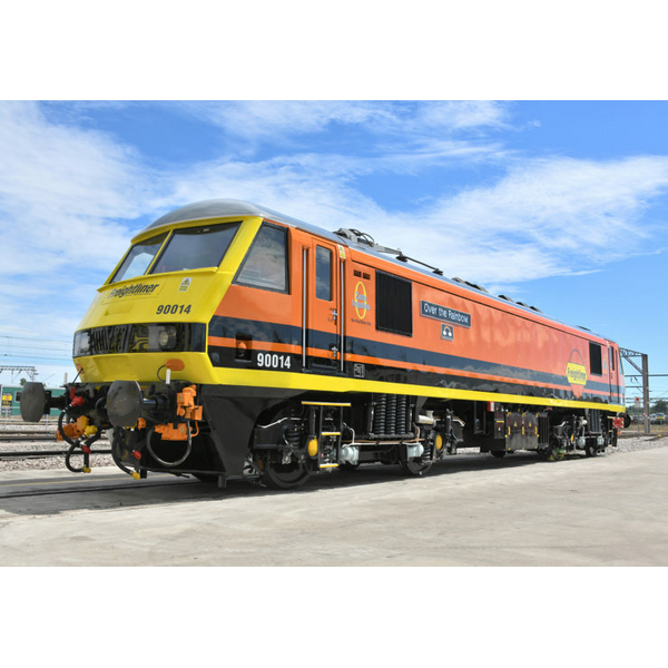 Freightliner Electric Locomotive (Genesee and Wyoming)