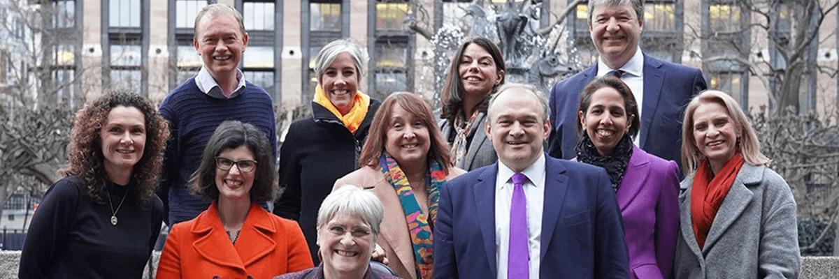 Lib Dem MPs 2020