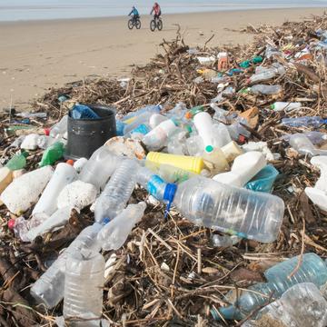Plastic Pollution in the Sea 2