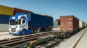 48 Tonne Multi-Modal Container HGV (Rail Insider)