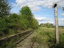 Claydon Station Today